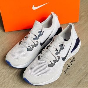 NWT Nike Epic React Flyknit 2 Mens Shoes